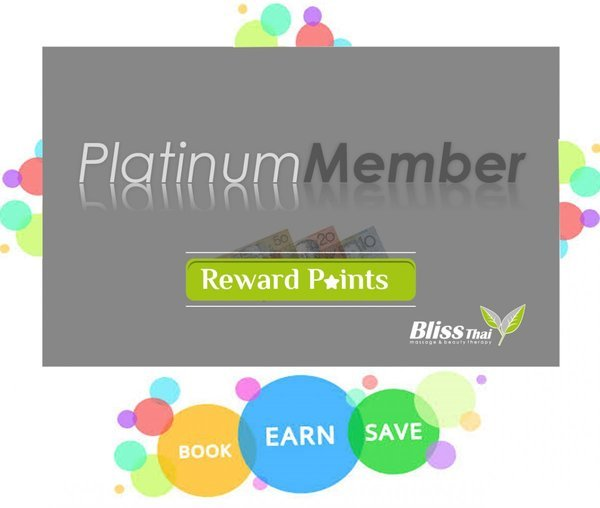 Platinum Member Reward Points